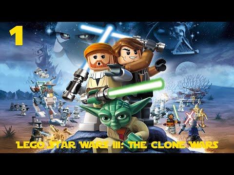 Lego Star Wars III: The Clone Wars Playthrough #1 |