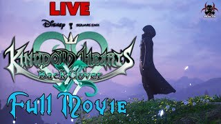 Kingdom Hearts Back Cover Full Movie LIVE Viewing