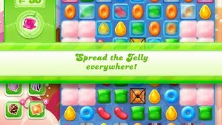 Candy Crush Jelly Saga Level 866 (3 star, No boosters)