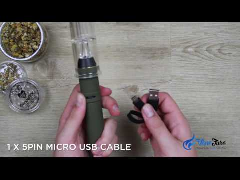 Unboxing: FocusVape Premium Pro Portable Vaporizer with Bubbler