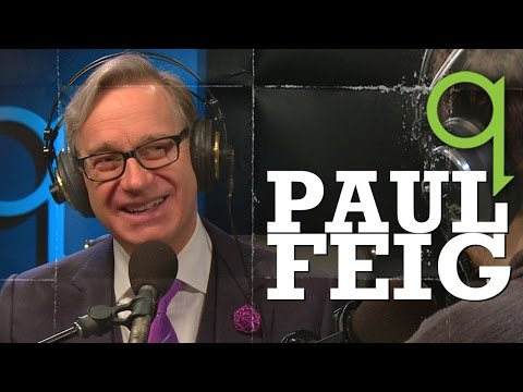 Paul Feig isn
