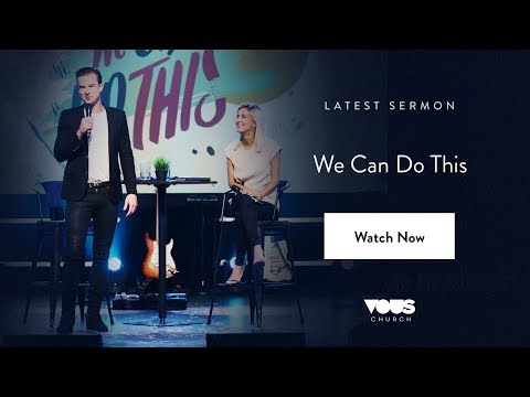 Rich and DawnCheré Wilkerson —We Can Do This
