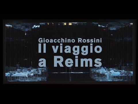 Gioacchino Rossini: IL VIAGGIO A REIMS [Trailer]