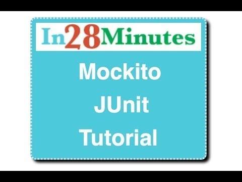 Hamcrest Matchers with Mockito Tutorial