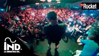 Nicky Jam Travesuras Live Chile 2014 Reggaeton Nuevo 2014.mp3
