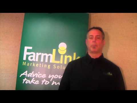 Mike Davey talks about feed grains