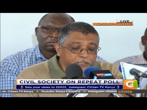Citizen Extra : Civil Society On repeat Poll