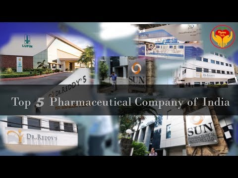 Top 5 Pharmaceutical Industries of India