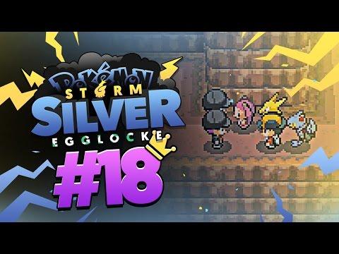 "Pokémon Storm Silver Egglocke W/ TheKingNappy! - Ep 18 ""Trouble In The Safari Zone!"""