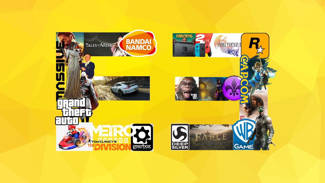 E3 2021 | Wishlist & Predictions For Every Announced Publisher