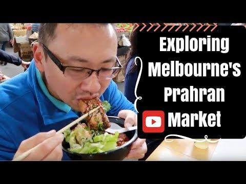 Exploring Melbourne - Prahran Market
