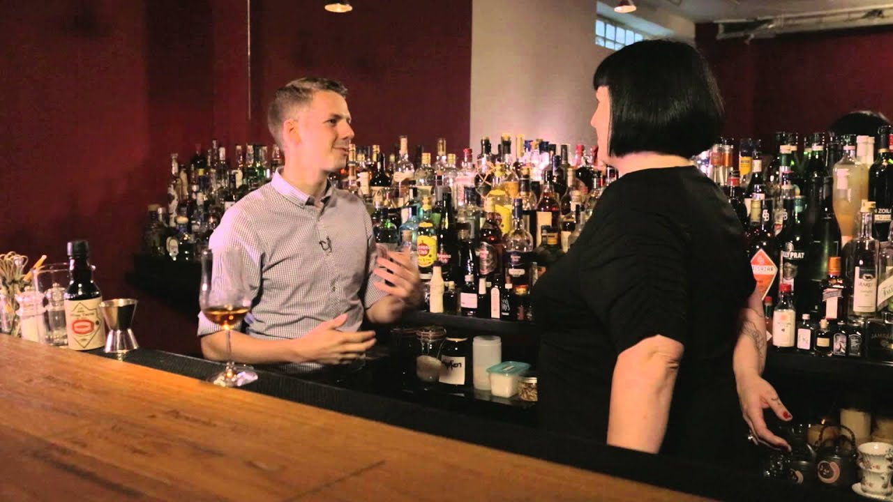 MIXOLOGY BAR TV - Bartender 360° - Marian Krause - YouTube