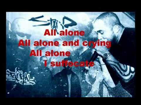 suffocate - staind w/lyrics