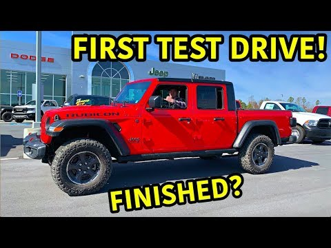 Rebuilding A Wrecked 2020 Jeep Gladiator Rubicon Part 10