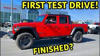 Download Rebuilding A Wrecked 2020 Jeep Gladiator Rubicon Part 10 Mp3 and Videos