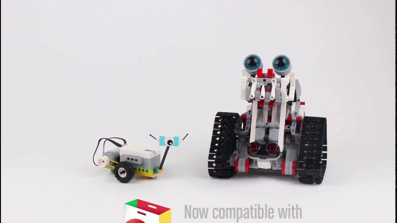 Conheça as soluções de Robótica: LEGO® Education WeDo 2 0 e LEGO®  MINDSTORMS® Education EV3