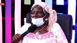 😥Mama Eunice Johnson In Tears As She Recounts How She Received GETHSEMANE AHOYERA MPAEBO M'