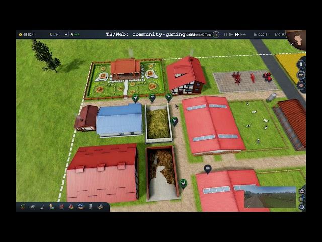 Neue Fahrzeughallen | Folge #007 | Let's Play Farm Manager 2018