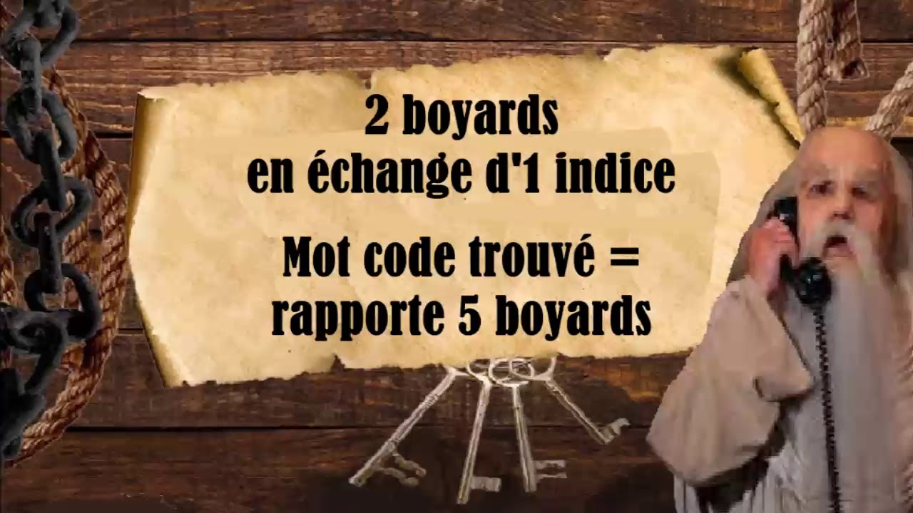 Jeu Fort Boyard Maths En Classe Youtube