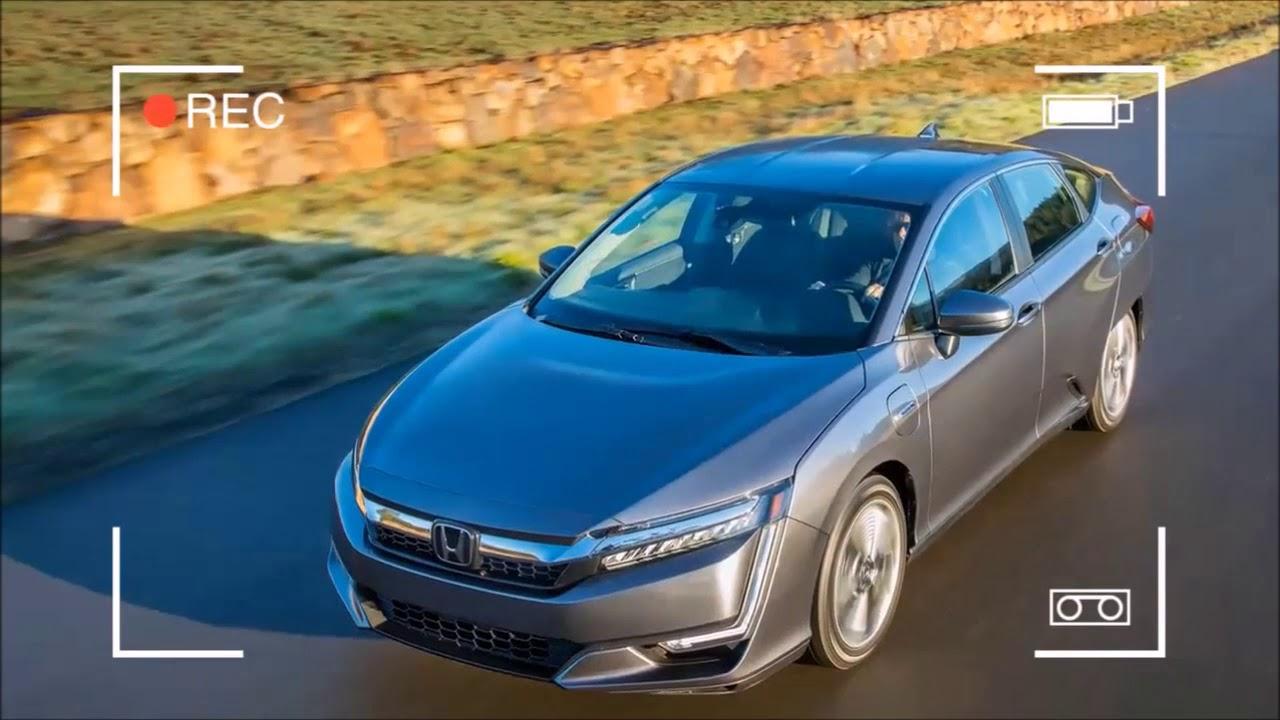 2018 Honda Clarity Canada