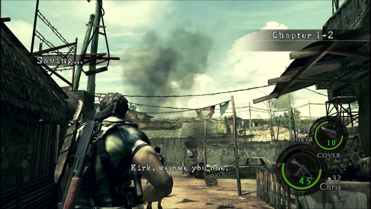 How to run & play Resident Evil 5 on non-TEGRA Devices (adreno, mali,  powerVR, etc)