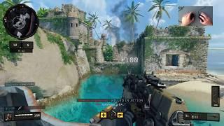 FragFx Piranha PS4 destroys Blackops 4