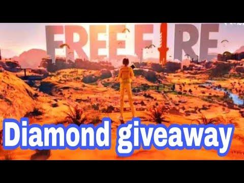 #dimondsgiveaway Diamond Giveaway Free Fire     New Map -pusparaj Gaming Zone