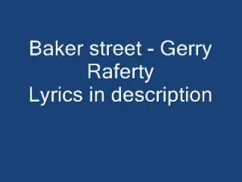 Gerry Rafferty - Baker street Mp3