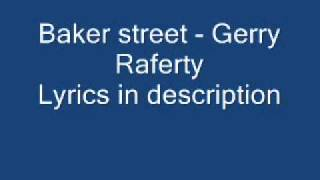 Watch Gerry Rafferty Baker Street video