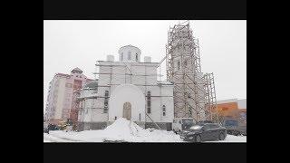 Строительство Благовещенского храма