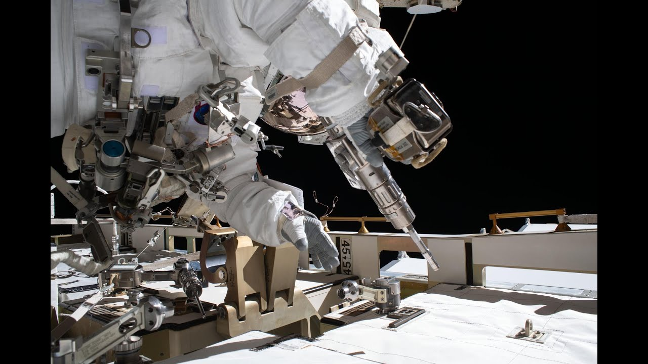 A Mighty Powerful Spacewalk Outside the Space Station on This Week @NASA – July 3, 2020 - NASA
