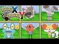 Pokemon X and Y Dual Gameplay Walkthrough Mon Amie PART 3 Nintendo 3DS Episode