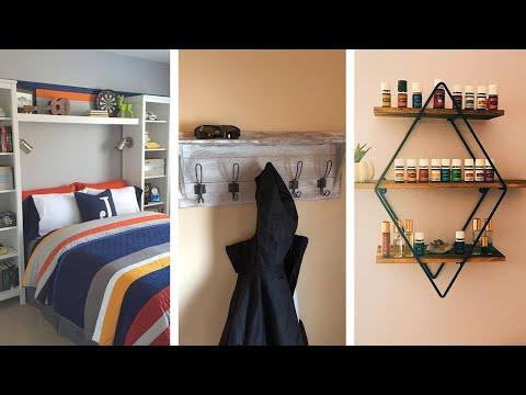 22 Super Brilliant Bedroom Storage Ideas For Easy Organizing
