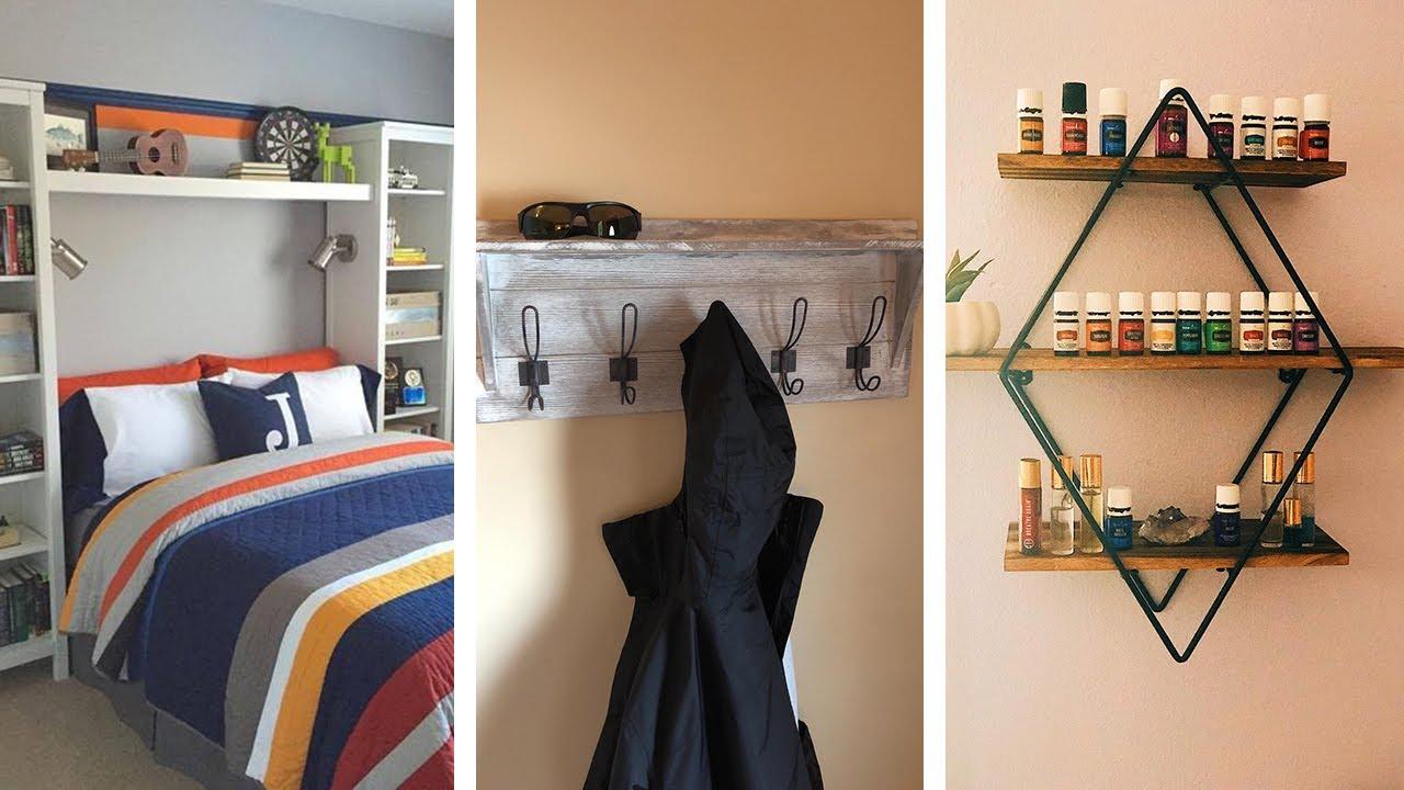 10 Super Brilliant Bedroom Storage Ideas For Easy Organizing
