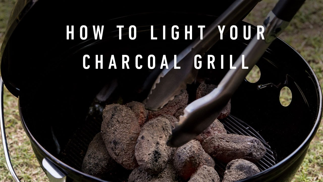 Weber Holzkohlegrill Smokey Joe Premium : How to light your charcoal grill feat. the weber smokey joe