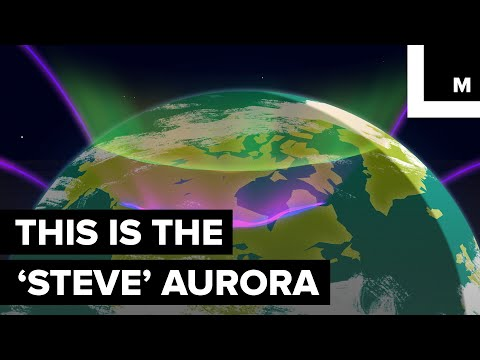 Citizen Scientists Discovered a Strange Glow in the Sky, and Then Named It Steve