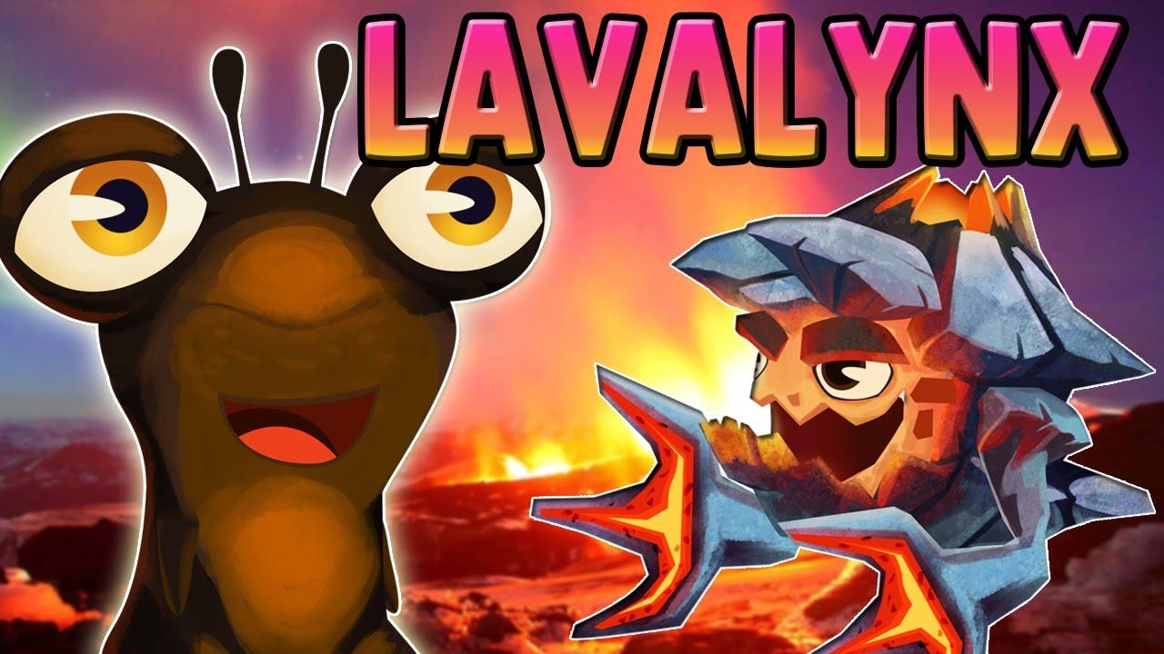 lavalynx melt your opponents with this fire slug slugterra slug