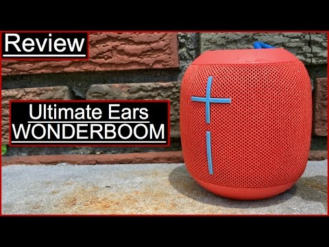 UE Wonderboom Review Small But Tough