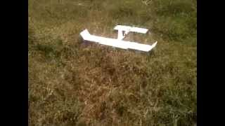 canard plane built by mehtab second test flight