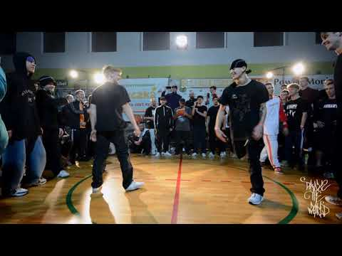 Dance The World 2 / Finał Bboying 3vs3 / CoolKids Flavour vs Nothing 2 Lose