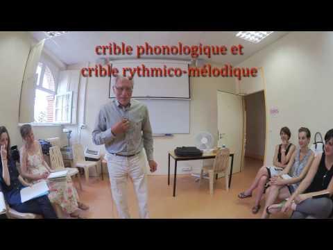 Gestion de la prosodie, du mouvement et de l'espace en phonétique corrective