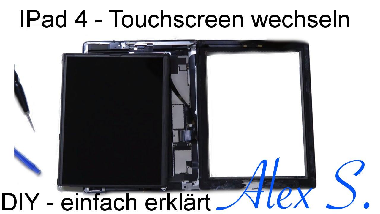 Touchscreen Reparieren