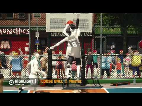 3on3 FreeStyle Basketball Playstation 4