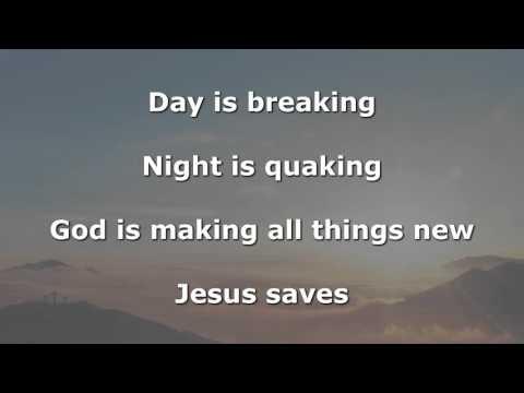 Jesus Saves,  Instrumental (by Travis Cottrell)