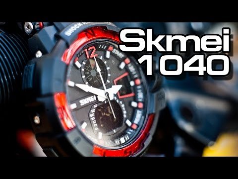 Skmei 1040 Инструкция