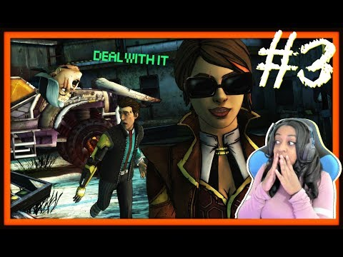 WHAT HAPPENED TO VAUGHN?!?! | TALES FROM THE BORDERLANDS EPISODE 3 FULL GAMEPLAY!!!