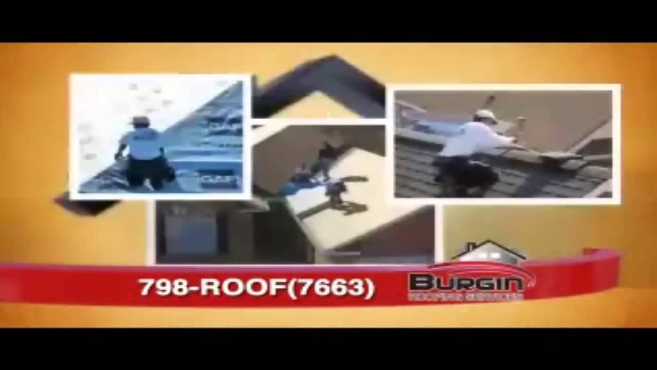 Roof Repair Columbia SC, Call Burgin Roofing Today: 803 798 7663   Roof  Repair