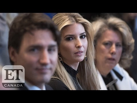 Stars Swooning Over Justin Trudeau