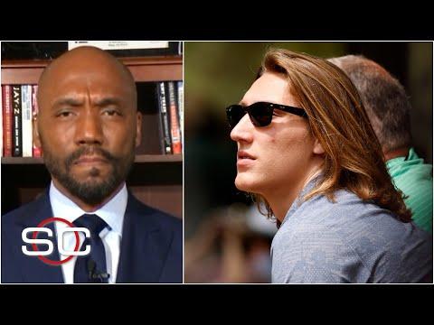 Trevor Lawrence's comments raised a red flag for me – Louis Riddick | SportsCenter