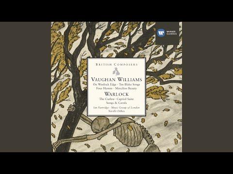 4 Hymns for Tenor, Viola and Piano: II. Who is this fair one? (Andante moderato - Poco animato)